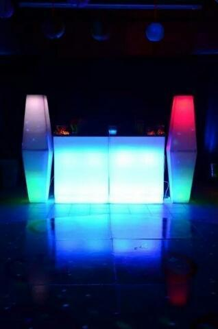 Barras de Tragos LED-RGB