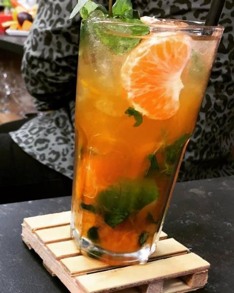 Mandarin Julep | Casamientos Online