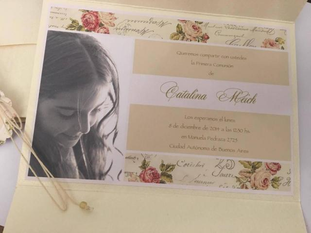 Invitación | Casamientos Online