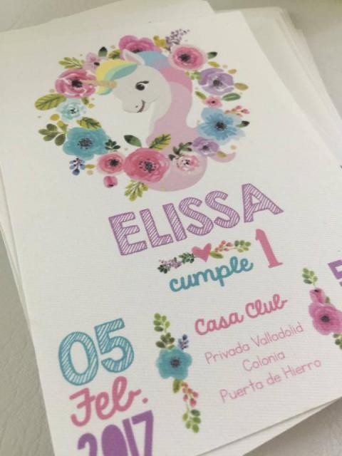 Invitación Infantil | Casamientos Online