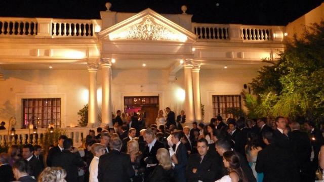 La Casona de Capace Eventos (Salones de Fiesta) | Casamientos Online