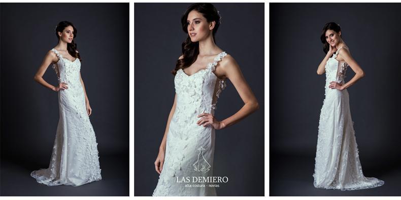 Las Demiero. Atelier con Vestidos de Novia en Buenos Aires