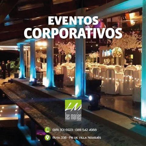 Las Marías - Eventos Corporativos
