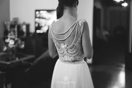 Vestido Delfina