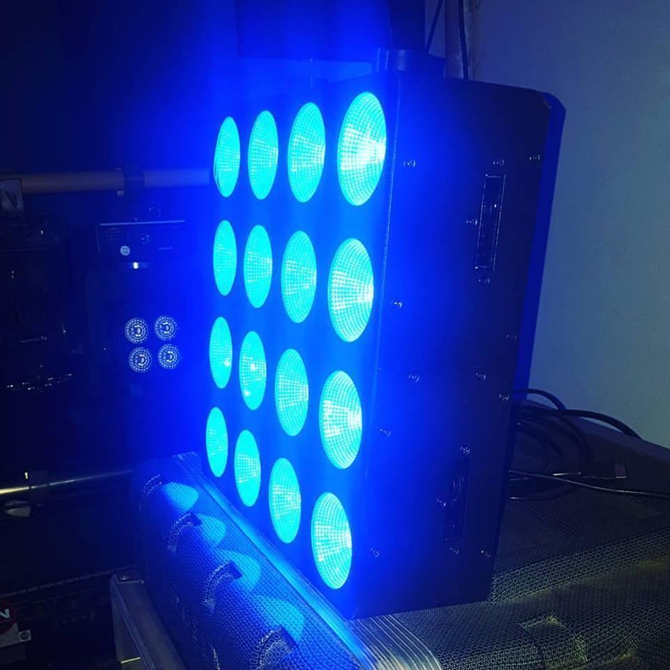 Midnigth Producciones - LIGHTING SERVICE