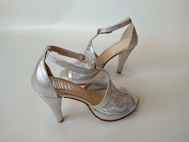 OLIVIA Munay (Zapatos de Novias) | Casamientos Online