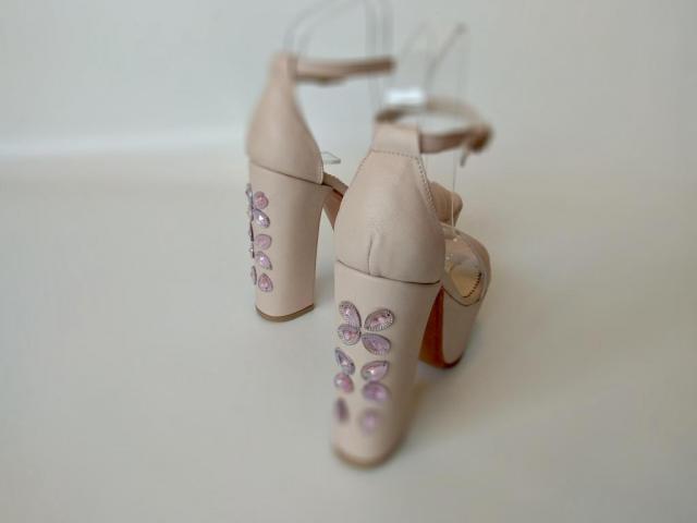 AMELIA Munay (Zapatos de Novias) | Casamientos Online