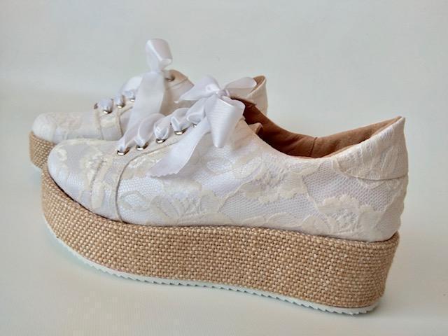 RENATA Munay (Zapatos de Novias) | Casamientos Online