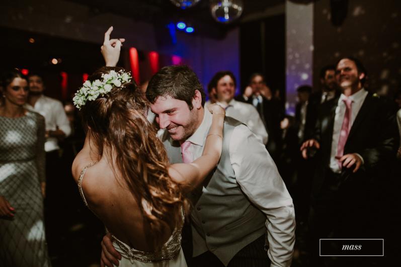 Fiesta de casamiento en la escondida de olivos