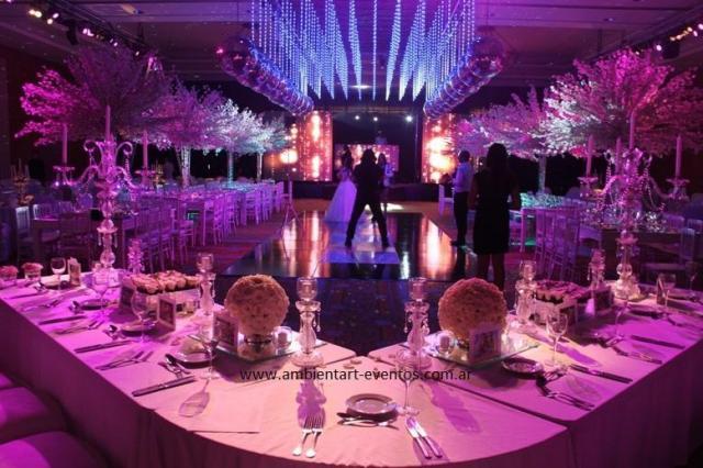 Quinceañeras , mesa principal  | Casamientos Online