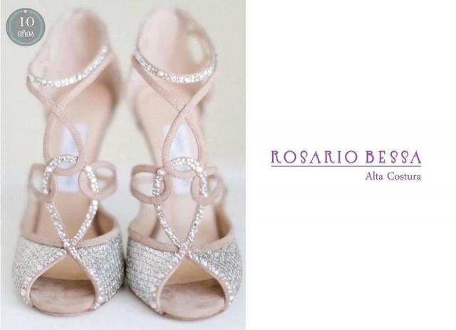 Rosario Bessa - Tips para elegir los zapatos de la novia