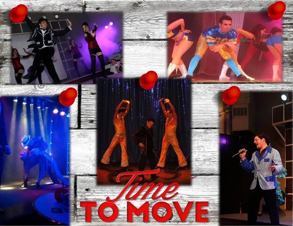 Time to move (Shows de entretenimiento)