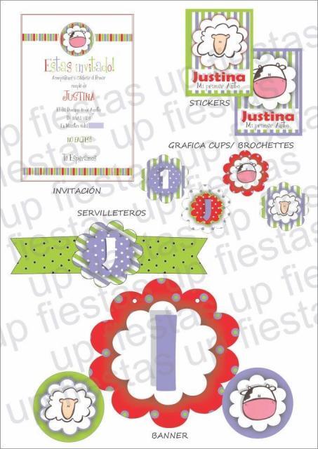 UP! Diseño de fiestas - Imprimibles!!!!