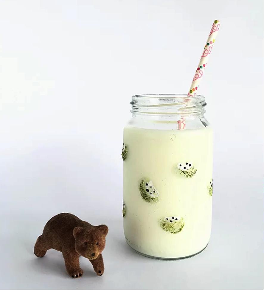 DIY: Frascos como Vasos