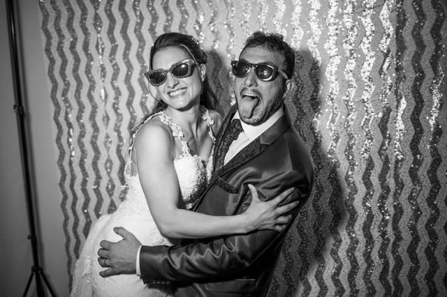 Angie y Ema | Casamientos Online