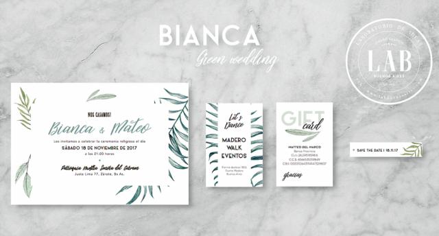 BIANCA | Casamientos Online