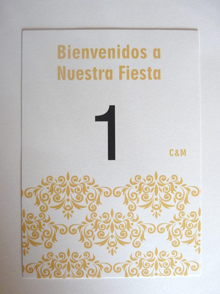 Camelia Diseño de invitaciones