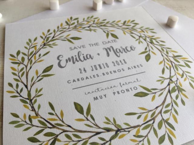 Invitacion Boda | Casamientos Online