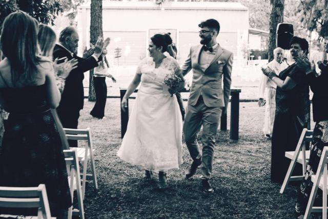 Alicia y Fede | Casamientos Online