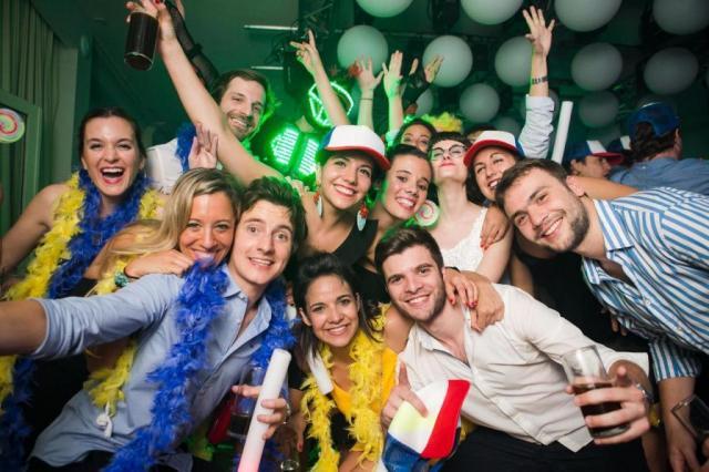 Fiesta fin de año GOOGLE 2017 | Casamientos Online