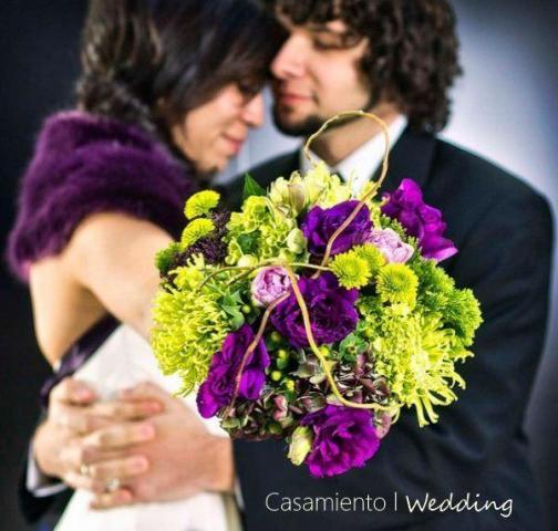 Flores Kioto - Casamientos