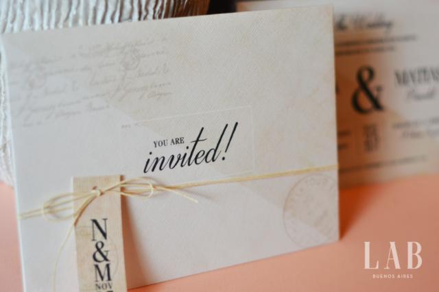 Invitaciones | Casamientos Online