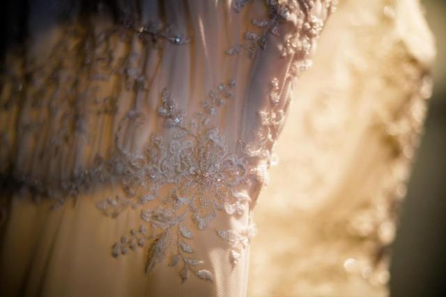 Romántico vestido - María Caccia
