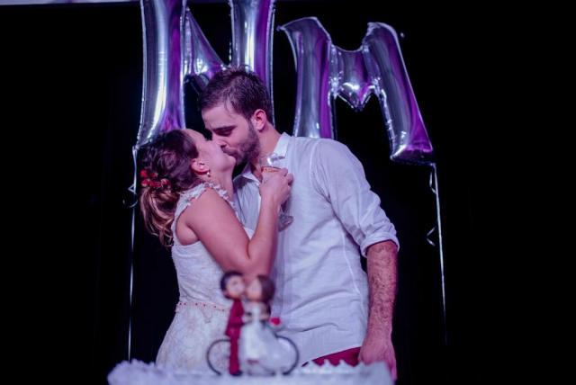 Nati y Martin | Casamientos Online