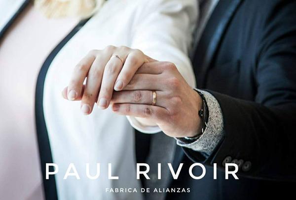 Paul Rivoir (Alianzas y Anillos de Compromiso) | Casamientos Online