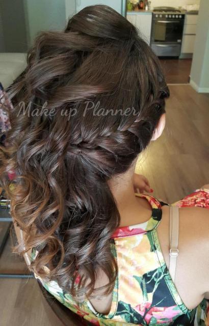 Peinado acompañante | Casamientos Online