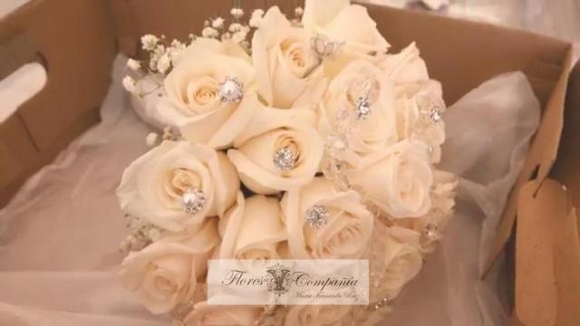Ramos + accesorios cortejos completos | Casamientos Online