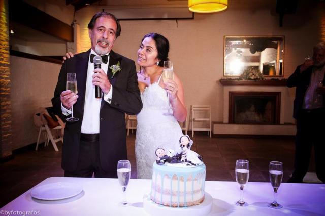 Sandra y Carlos | Casamientos Online
