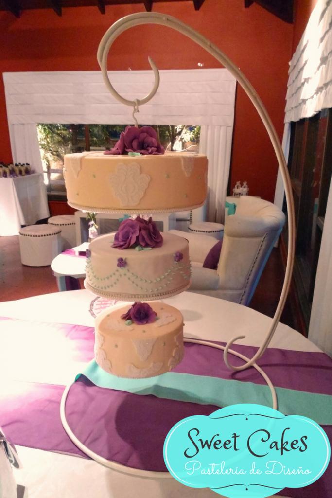 Torta Colgante - Hacé que tu torta se destaque..