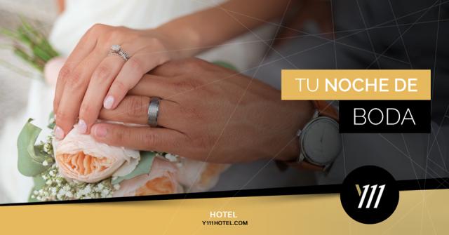Y111 - Noche de bodas