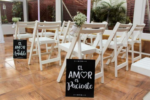 Ble Eventos... Ceremonias Intimas | Casamientos Online