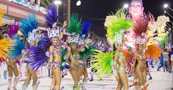 Comparsa O Bahía (Shows Musicales)