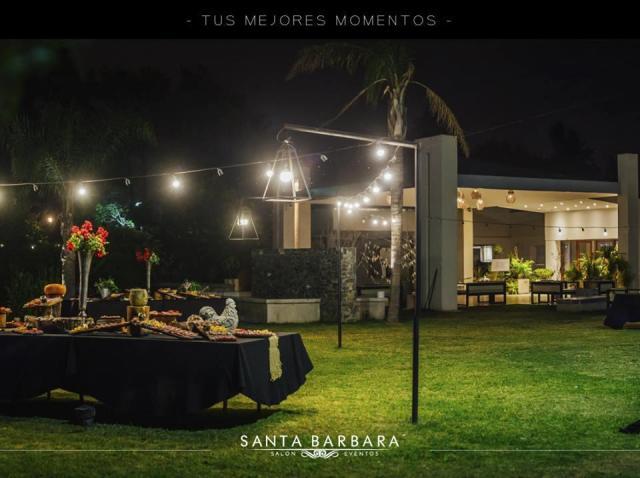 Complejo Santa Bárbara (Salones de Fiesta)