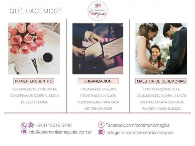 Conocenos! | Casamientos Online