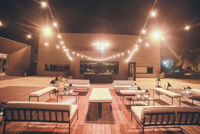 Espacio Pilar (Salones de Fiesta) | Casamientos Online