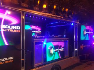 Imagen de DJ Truck Moving Sound...