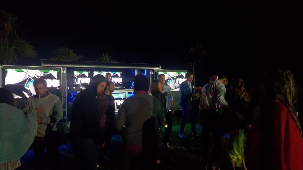 DJ Truck Moving Sound