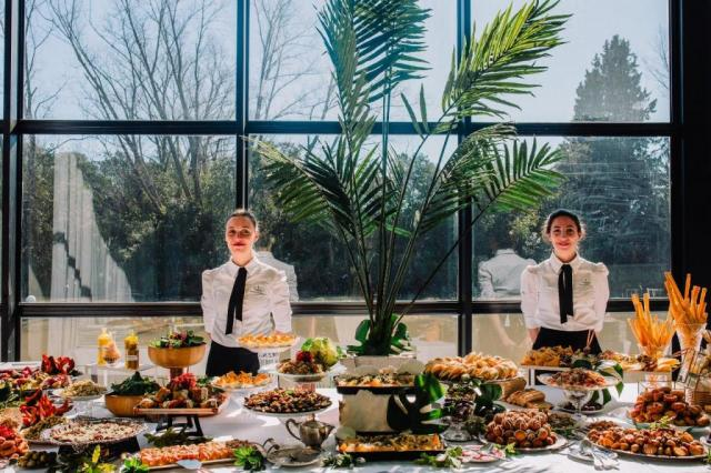 Holy Catering | Casamientos Online