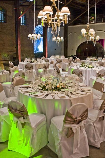 Ambientación de Bodega Mendoza | Casamientos Online