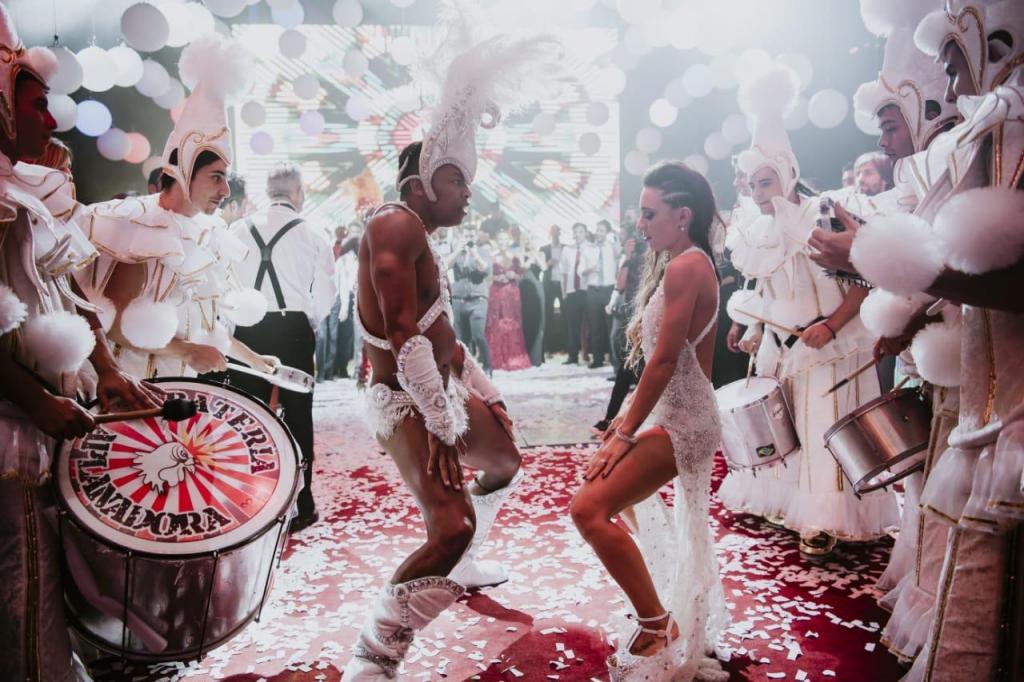 Comparsa Marí Marí - Batucada, Carnaval Carioca y Show