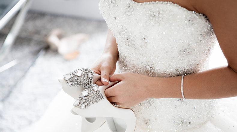 Vestidos de novia por tipo de cuerpo