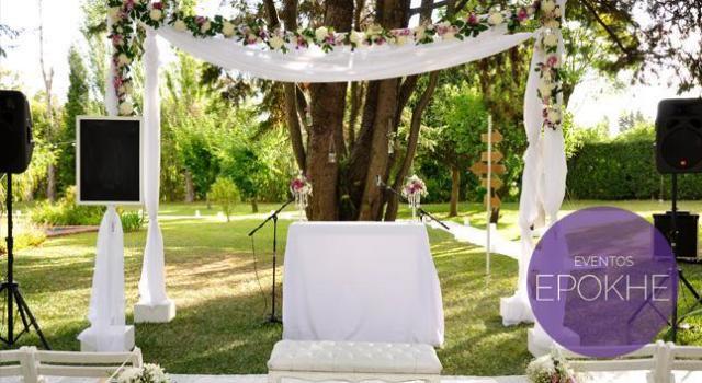 Altar decoración | Casamientos Online