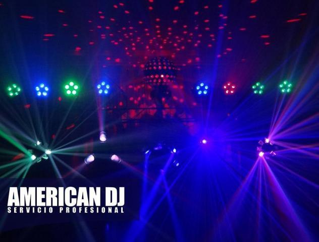 American DJ | Casamientos Online