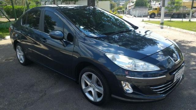 Peugeot 408 Azul marino | Casamientos Online