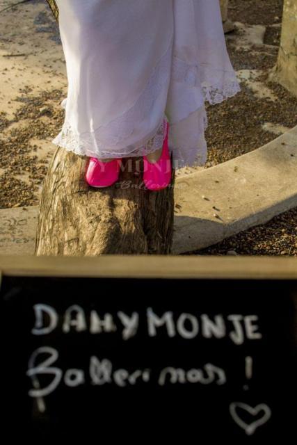 Dahy Monje - Ballerinas para cotillón