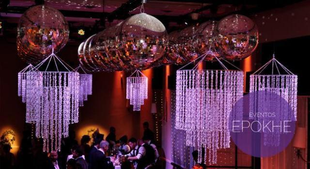 Eventos Epokhe -  Lámpara de caireles - otros productos | Casamientos Online
